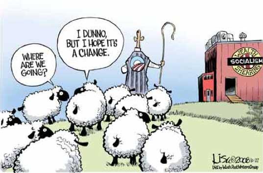 recent obama political cartoons. barack obama obama hypnotic