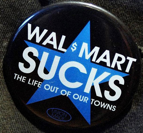 Wal Mart To Dig Its Ugly Claws Into Eureka The Humboldt Herald
