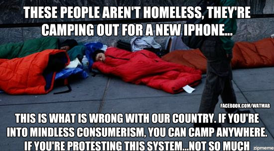 These People Aren't Homeless...